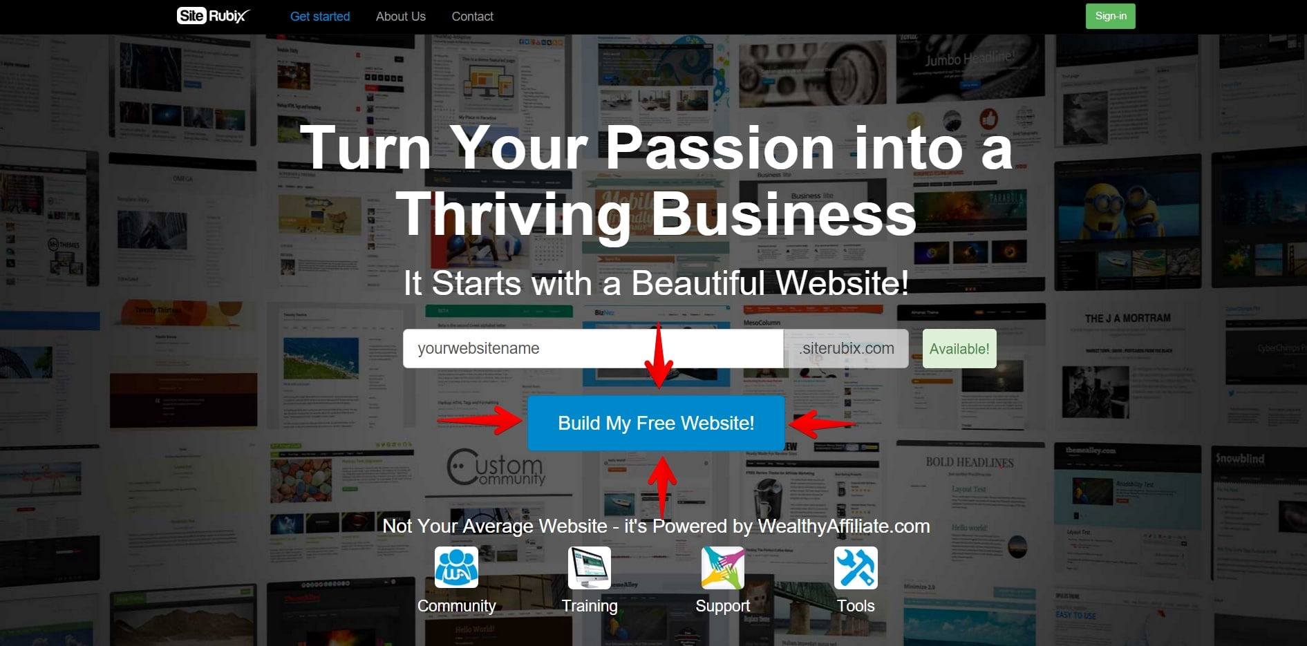 how to create a website to make money my room is my office if you are not a member of wealthy affiliate just create your account it is really straightforward and you don t need to provide credit card