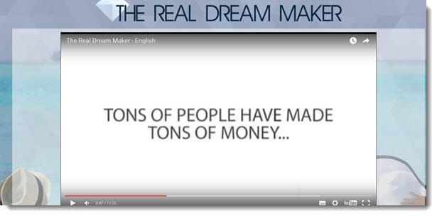 Featured image of post What is the Real dream maker