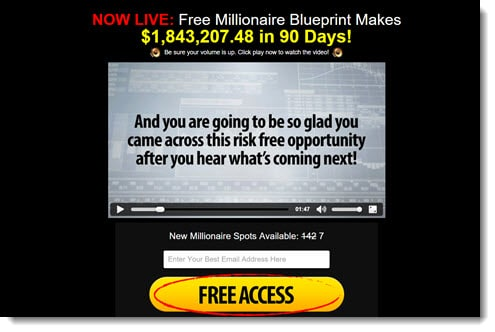 Is the millionaire blueprint a scam or a ticket to heaven my is millionaire blueprint a scam malvernweather Image collections