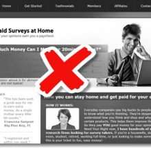 Is Paid Survey at Home a Scam