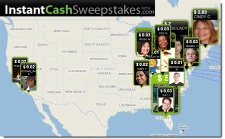 Instant Cash Sweepstakes Review