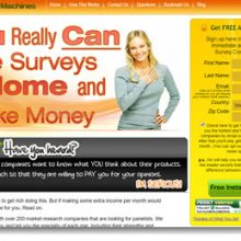 Is Survey Money Machines a Scam?
