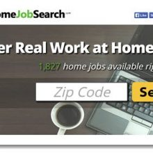 My Home job search scam
