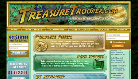 Is treasure trooper a scam