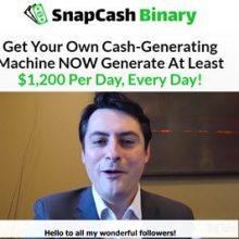 snapcash binary review