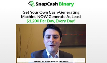 snapcash binary review