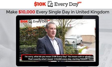 10K Every Day App