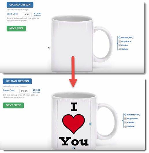 Gearbubble mug
