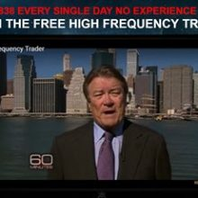 is high frequency trader a scam