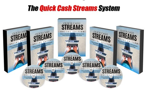 Quick Cash Streams review - Scam