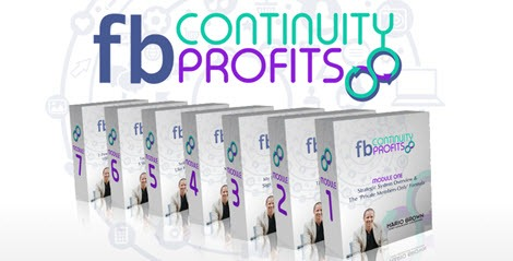 fb continnuity profits review