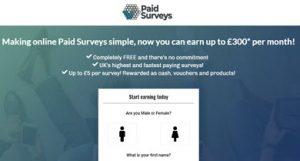 paid surveys UK review