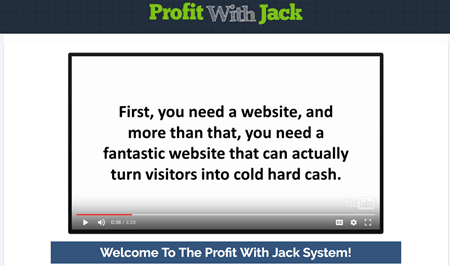 is profit with jack a scam