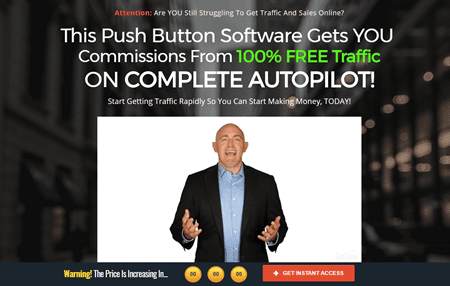is push button traffic a scam