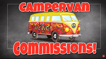 campervan commissions review
