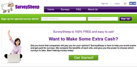 is surveysheep a scam