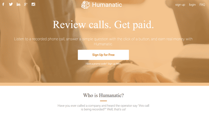 Humanatic review scam