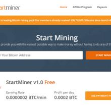 startminer scam
