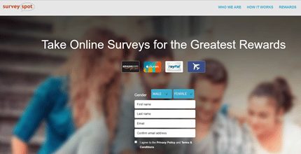 survey spot scam