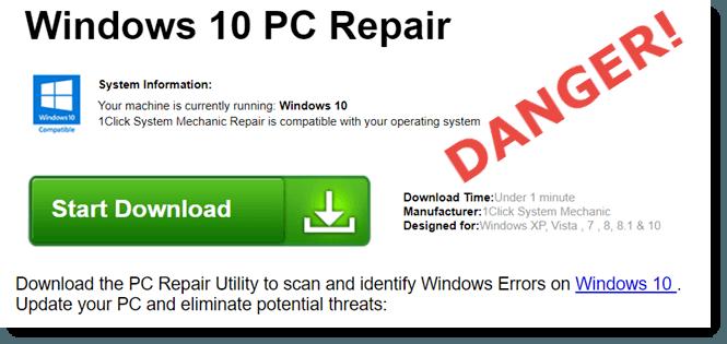 dangerous software