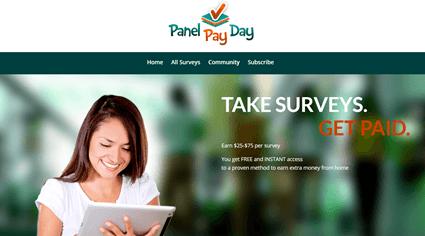 panel paydays