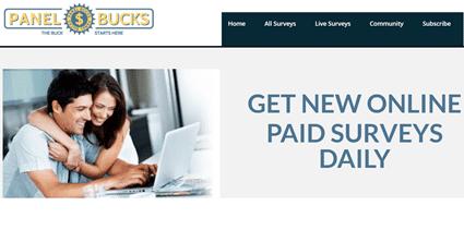panel bucks scam