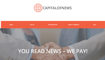 capital of news scam