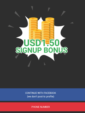 moocash sign up