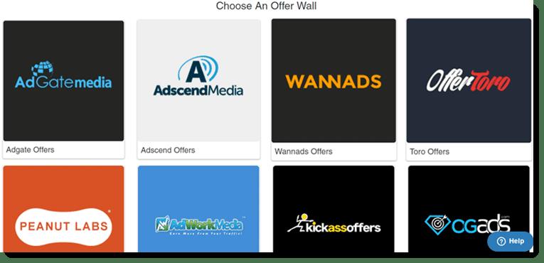 offerwalls