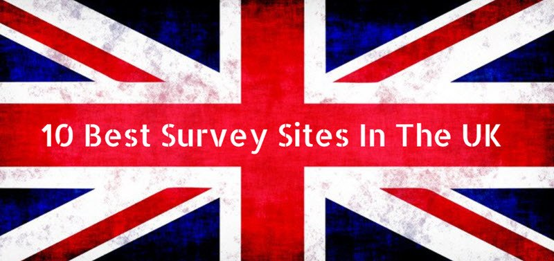 10 best survey sites in the uk