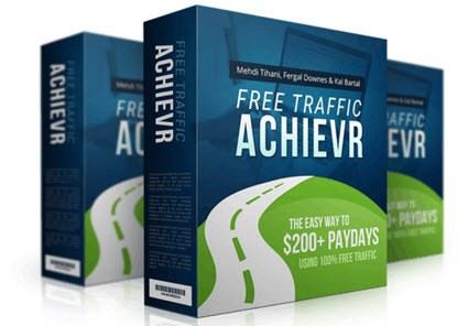 free traffic achievr
