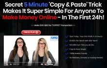 flipped sales page