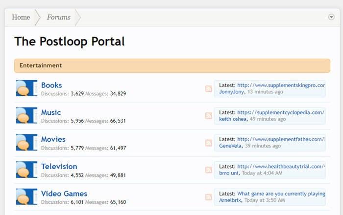 postloop portal