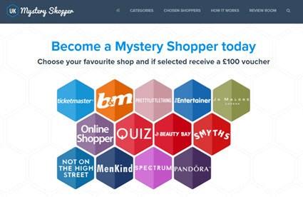 uk mystery shopper review