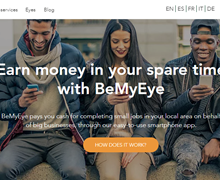 BeMyEye review