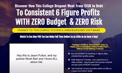 freedom profits review