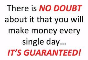 guaranteed money
