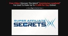 super affiliate secrets x