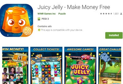 juicy jelly review