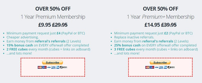 You-cubez memberships