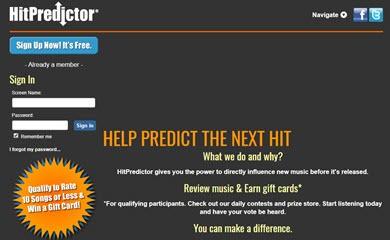 hitpredictor review