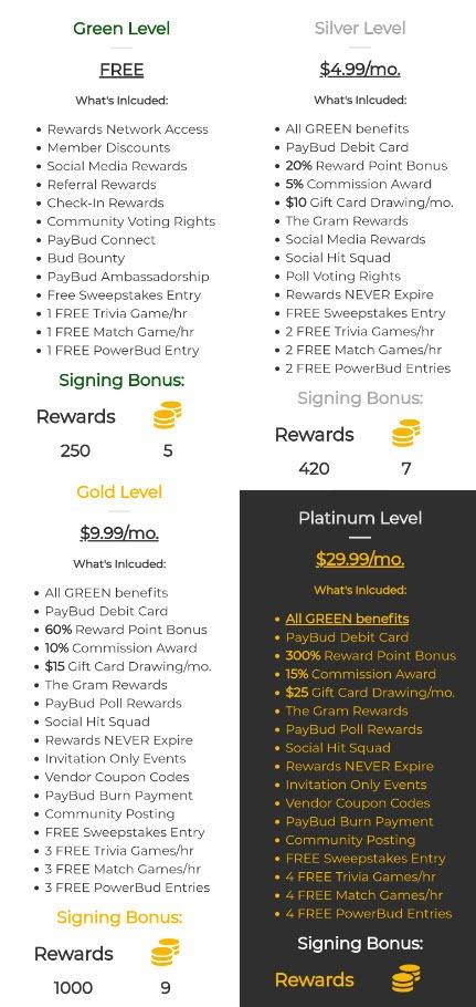 paybud app levels
