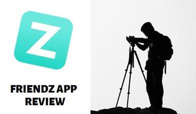 friendz app review