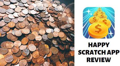 happy scratch app review