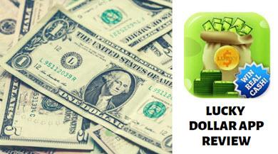 Lucky dollar app review