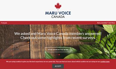 maru voice canada review