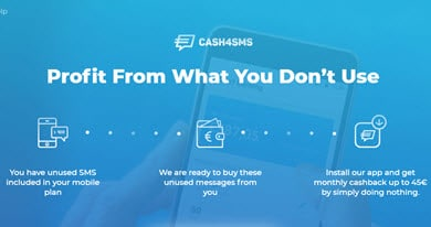 cash4sms app review