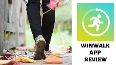 winwalk app review