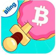 Bitcoin food fight app review