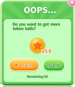 get more balls